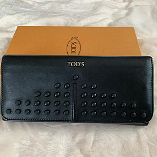 TOD'S - TOD'S長財布