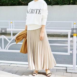 IENA - タグ付 アコーディオンプリーツスカート38サイズ