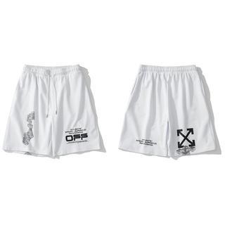 OFF-WHITE - OFF-WHITE ショートパンツ 男女兼用 KD9-1