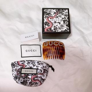 グッチ(Gucci)のGUCCI ヘアコーム(バレッタ/ヘアクリップ)