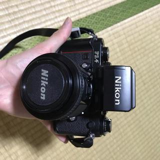 Nikon - ニコン F3AF 80mm f2.8