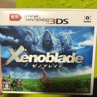 ニンテンドー3DS - ゼノブレイド 3DS