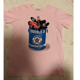 ダブルビー(DOUBLE.B)のダブルB 半袖Tシャツ(Tシャツ/カットソー)