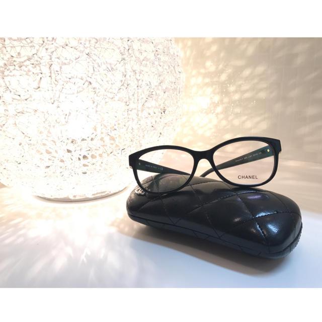 CHANEL(シャネル)のCHANEL シャネル メガネ  レディースのファッション小物(サングラス/メガネ)の商品写真