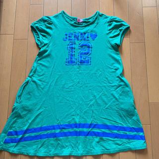 ジェニィ(JENNI)のジェニィ JENNY  ワンピース  チュニック  150(Tシャツ/カットソー)