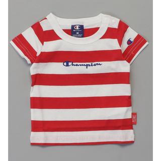 Champion - 新品 Champion PICNIC トップス ボーダー 半袖 Tシャツ 110