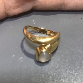 リング ムーンストーン(リング(指輪))