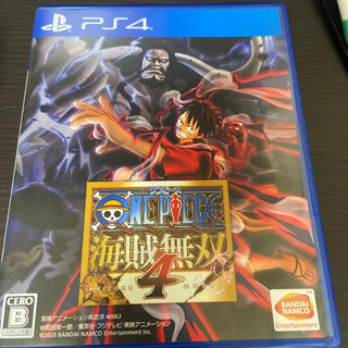 ONE PIECE 海賊無双4 PS4