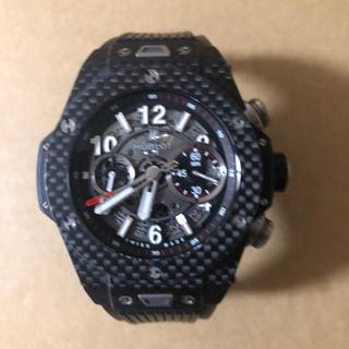 ウブロ(HUBLOT)の美品 正規品 質屋確認済み HUBLOT ビックバン(腕時計(アナログ))