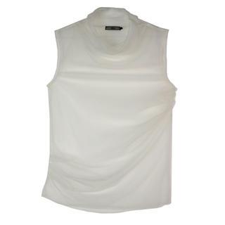 アウラアイラ(AULA AILA)のAULA シアートップス(Tシャツ(半袖/袖なし))