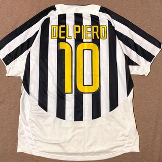 NIKE - JUVENTUS ユベントス DELPIERO デルピエロ 2003-2004
