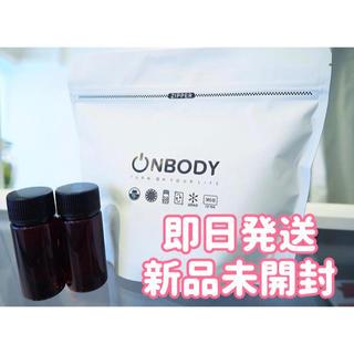 【新品未開封】Onbody HAAB 減体丸+デトックス(ダイエット食品)