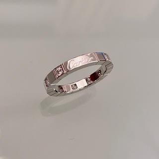 カルティエ(Cartier)のカルティエ ダイヤ・リング(リング(指輪))