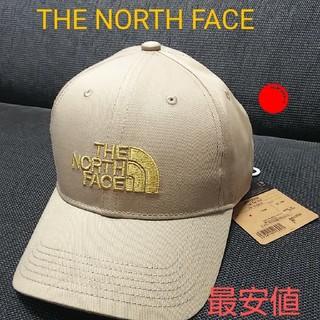 THE NORTH FACE - メンズ レディース ベージュ キャップ ノースフェイス