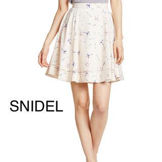 スナイデル(snidel)のSNIDEL (ミニスカート)