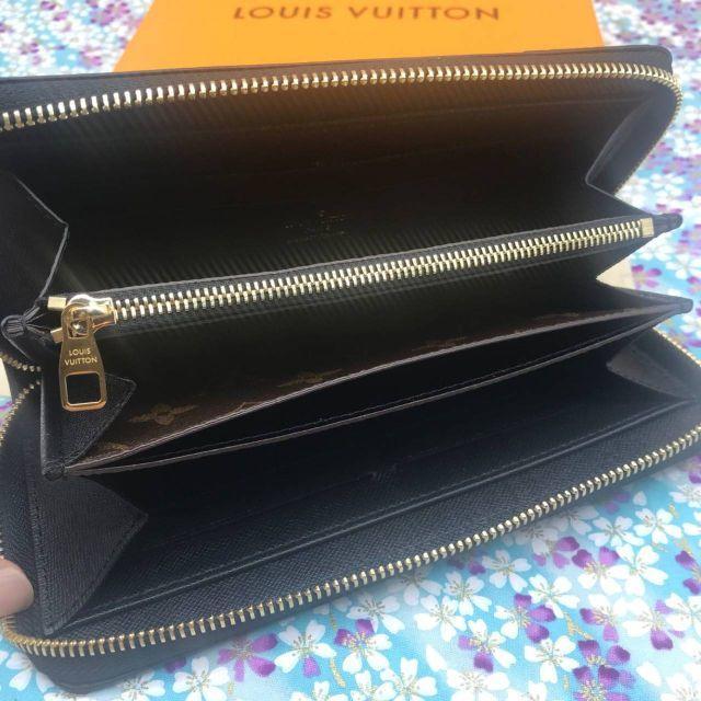 LOUIS VUITTON(ルイヴィトン)の未使用★ルイヴィトン M61855 モノグラム ジッピーウォレット  レディースのファッション小物(財布)の商品写真