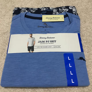 新品トミーバハマ Tommy Bahama メンズパジャマセット ルームウェア(その他)