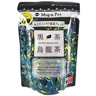 コストコ(コストコ)のコストコ☆黒茶烏龍茶 100包入り(茶)