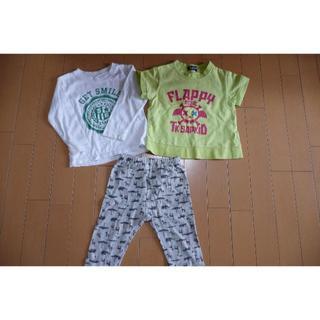 ユニクロ(UNIQLO)の子供服100センチ 3枚セット まとめ売り(その他)