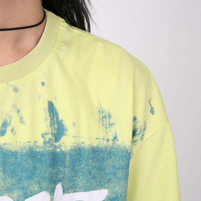【新品 未使用】ブリーチ 半袖Tシャツ [yellow]  メンズのトップス(Tシャツ/カットソー(半袖/袖なし))の商品写真