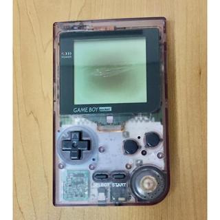 ゲームボーイ(ゲームボーイ)の任天堂 ゲームボーイ本体 ACアダプタ付き 配送方法変更(携帯用ゲーム機本体)