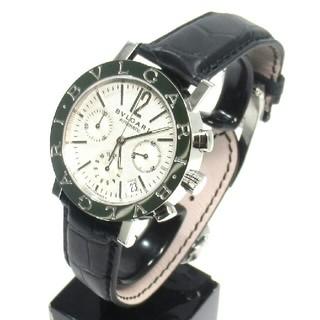 ブルガリ(BVLGARI)のブルガリ BB38SLCH/BB38WSLDCH 腕時計(腕時計)