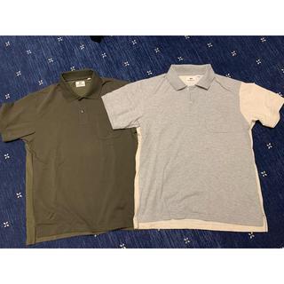 ユニクロ(UNIQLO)のユニクロ ポロシャツ engineered garments セット(ポロシャツ)