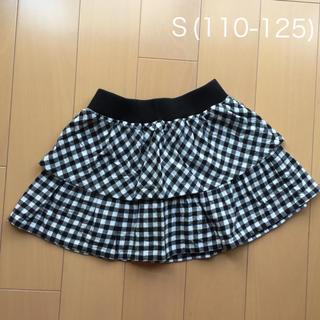 ユニクロ(UNIQLO)のUNIQLO KIDS Sサイズ スカート(スカート)