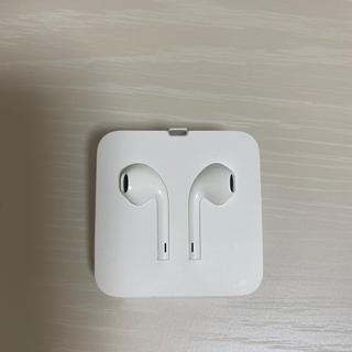 iPhone11 純正イヤホン 新品