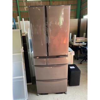 Panasonic - Panasonic  冷凍冷蔵庫2015年製 455L 6ドア  エコナビ搭載