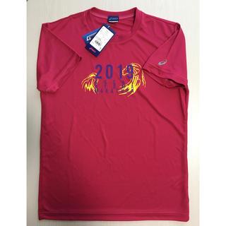asics - 高知龍馬マラソン アシックス Tシャツ