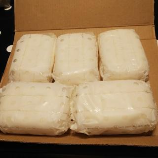 COW - 牛乳石鹸      五個