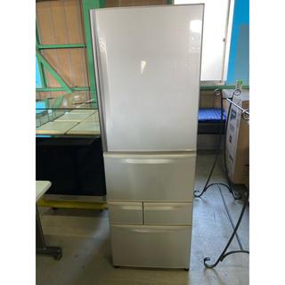 トウシバ(東芝)のTOSHIBA  冷凍冷蔵庫2012年製 427L 5ドア 製氷機あり(冷蔵庫)