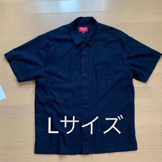 Supreme - Supreme 19ss pinhole shirt シュプリーム シャツ
