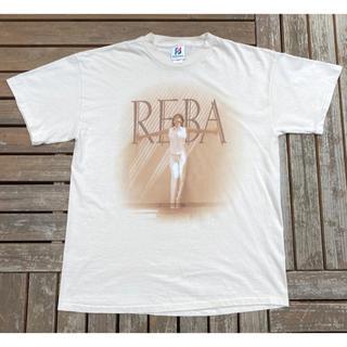 Hanes - 【90s】【USA製】リーバ・マッキンタイア '97ツアープロモTシャツ