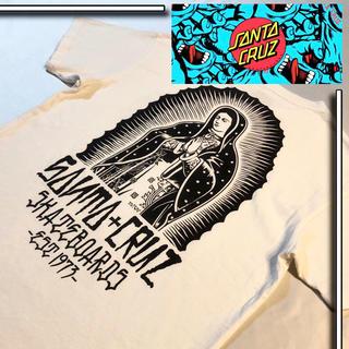 WACKO MARIA - レア品 SANTA CRUZ マリア バックプリント  バックロゴ  Tシャツ