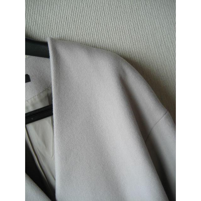 STUNNING LURE(スタニングルアー)の大人気 スタニングルアー 19AW ノーカラー Vネックコート レディースのジャケット/アウター(ロングコート)の商品写真