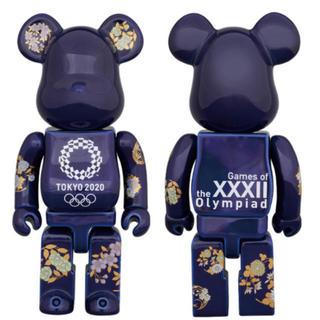 MEDICOM TOY - 有田焼 ベアブリック 400% 東京 2020 オリンピックエンブレム
