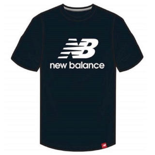 ニューバランス(New Balance)のニューバランス ❤️ Tシャツ Lサイズ ブラック(Tシャツ/カットソー(半袖/袖なし))