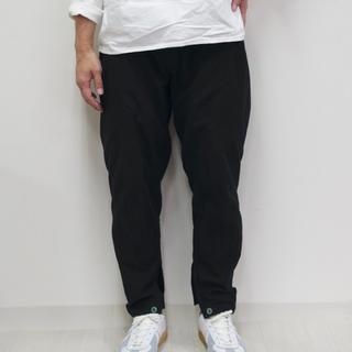 ワンエルディーケーセレクト(1LDK SELECT)のロシア軍 スリーピングパンツ 50 デッド 後染めブラック スリーピングシャツ(ワークパンツ/カーゴパンツ)