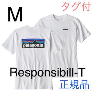 patagonia - 最新2020 パタゴニア Tシャツ 人気Mサイズ 新品未使用品 White