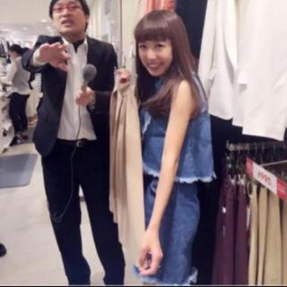 アメリヴィンテージ(Ameri VINTAGE)の川崎希着用 セットアップ(その他)