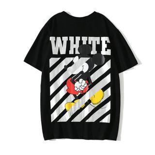 OFF-WHITE - 新品 オフホワイト Tシャツ 2着8000円 男女兼用 8DF102