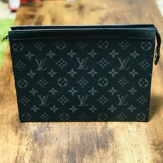 LOUIS VUITTON - LOUIS VUITTON エクリプスM61692 クラッチバッグ