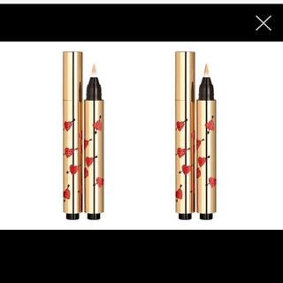 イヴサンローランボーテ(Yves Saint Laurent Beaute)のラディアントタッチコレクター No.1 限定デザイン(ハート&アローデザイン)(コンシーラー)