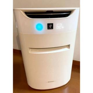 SHARP - ✨超美品✨シャープSHARP加湿空気洗浄機 KI-DX70-W