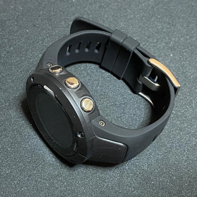 SUUNTO(スント)のSUUNTO SPARTAN TRAINER WRIST HR Black メンズの時計(腕時計(デジタル))の商品写真