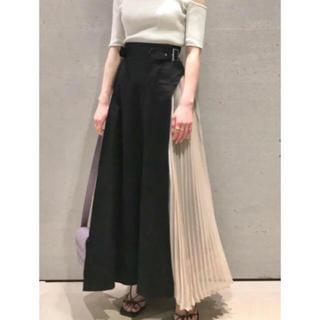 snidel - スイッチングスカート