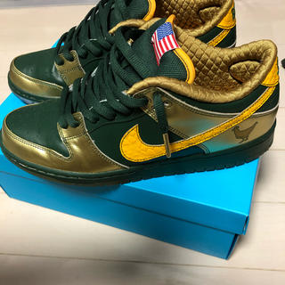 NIKE - nike  sb dunk low qs db    us10.5