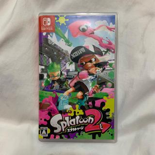 Nintendo Switch - スプラトゥーン2 Switch